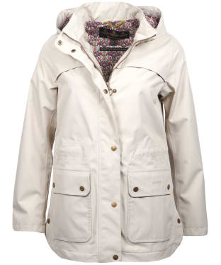 Women's Barbour Liberty Camden Waterproof Jacket - Mist