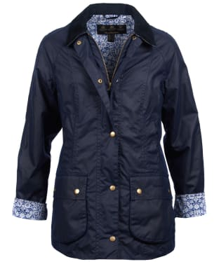 Women's Barbour Liberty Harriet Wax Jacket