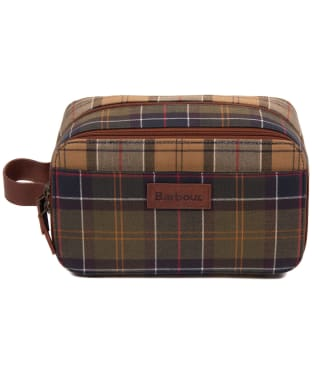 Barbour Mixed Tartan Washbag - Mixed Tartan