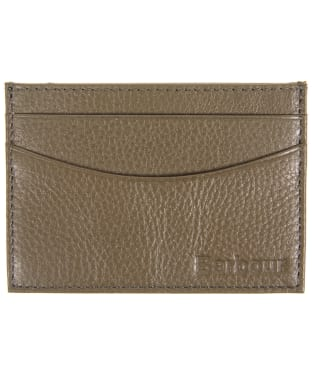 Men's Barbour Milled Leather Card Holder