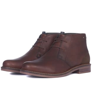 Men's Barbour Readhead Chukka Boots - New Brown