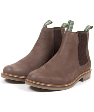 Men's Barbour Farsley Chelsea Boots - Taupe