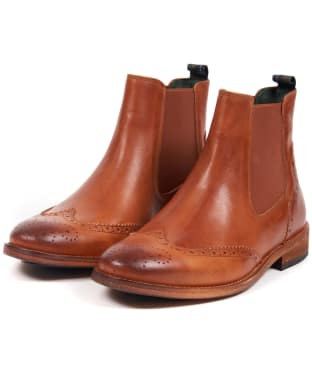 Men's Barbour Raunds Chelsea Boots - Tan