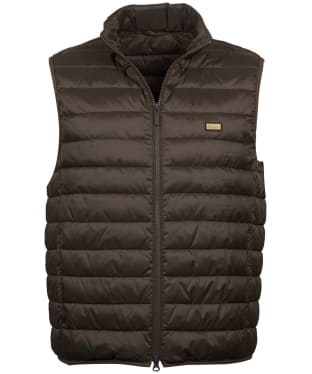 Men's Barbour International Impeller Gilet - Dark Olive