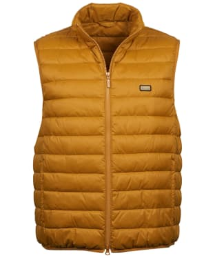 Men's Barbour International Impeller Gilet - Yellow