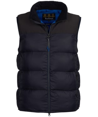Men's Barbour Blank Gilet - Navy