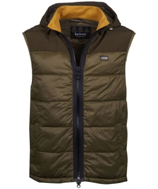 Men's Barbour International Maker Gilet - Olive