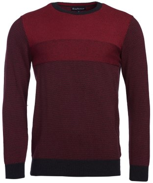 Men's Barbour Edmar Crew Neck Knitted Sweater