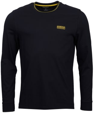 Men's Barbour International Apex Tee - Black