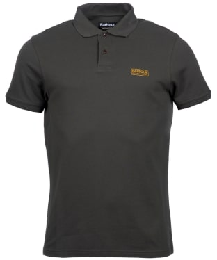 Men's Barbour International Essential Polo - Olive