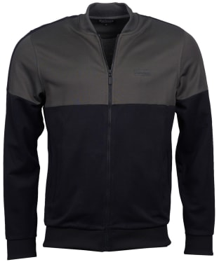 Men's Barbour International Zip Thru Track Top