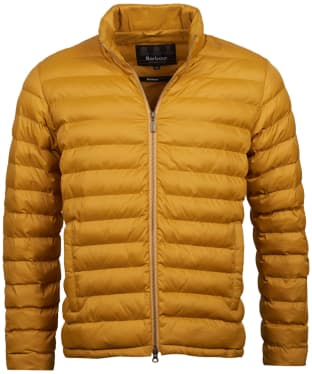 Men's Barbour International Impeller Jacket - Yellow