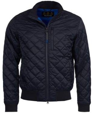 Men's Barbour Astern Quilted Jacket - Navy