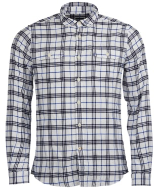 Men's Barbour Albion Shirt - Navy