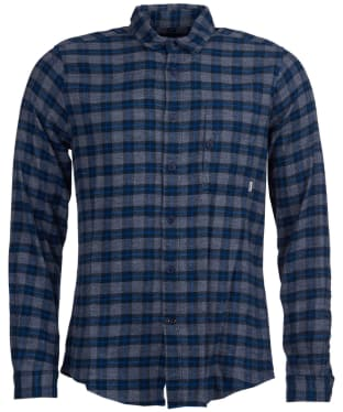 Men's Barbour Alamar Shirt - Electric Blue