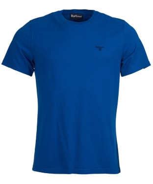 Men's Barbour Sports Tee - True Blue