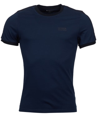 Men's Barbour International Hardknott Tee - Navy