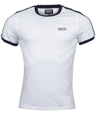 Men's Barbour International Hardknott Tee - White