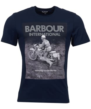 Men's Barbour International Trials Tee