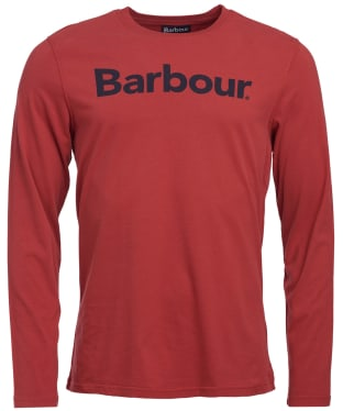 Men's Barbour Roanoake Tee - Iron Ore