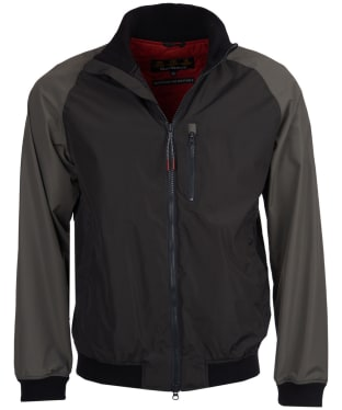 Men's Barbour Swell Waterproof Jacket - Ash Grey