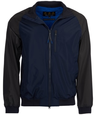 Men's Barbour Swell Waterproof Jacket - Navy