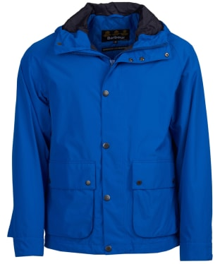 Men's Barbour Gunwale Waterproof Jacket - Electric Blue