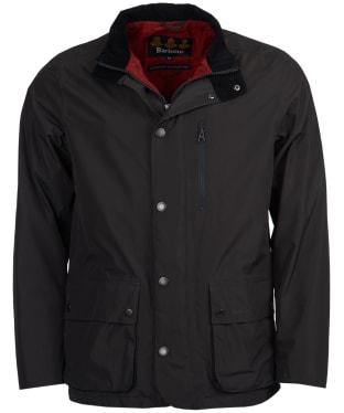 Men's Barbour Urma Waterproof Jacket - Ash Grey