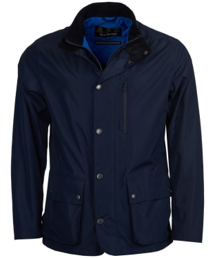 Men's Barbour Urma Waterproof Jacket - Navy