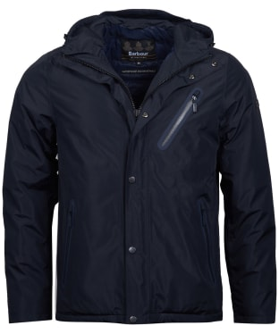 Men's Barbour International Core Waterproof Jacket - Navy