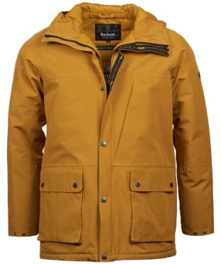 Men's Barbour International Ridge Waterproof Jacket - Yellow