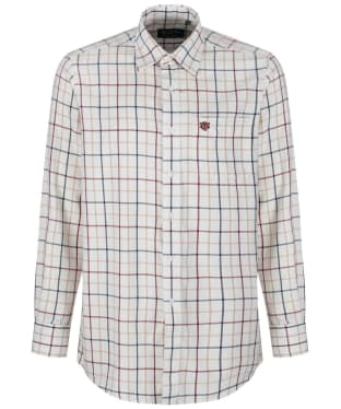 Men's Alan Paine Ilkley Shirt - Red Check