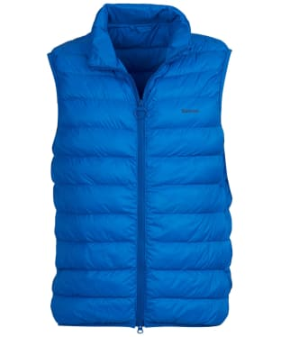 Men's Barbour Bretby Gilet - Electric Blue