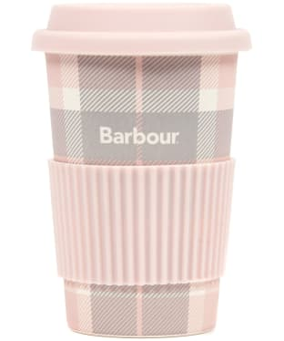 Women's Barbour Tartan Travel Mug
