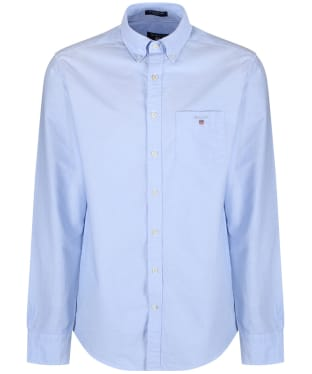 Men's Gant Regular Oxford Shirt - Capri Blue