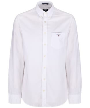Men's Gant Regular Oxford Shirt - White