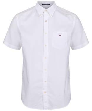 Men's GANT Short Sleeved Oxford Shirt