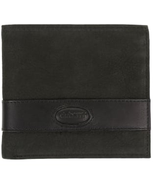 Men's Dubarry Leather Grafton Wallet - Black
