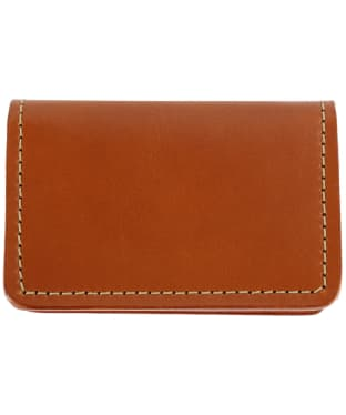 Men's Filson Card Case - Tan