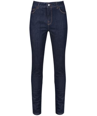 Women's Crew Clothing Skinny Jeans - Dark Indigo