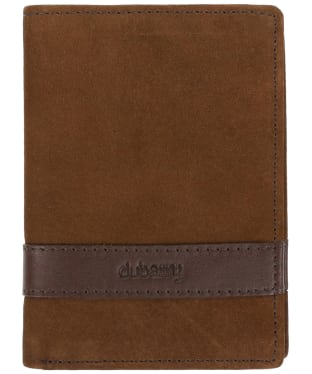 Dubarry Raphoe Mini Leather Wallet - Walnut
