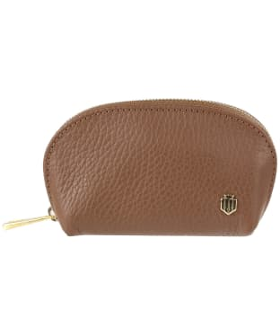 Women's Fairfax and Favor Chatham Coin Purse - Tan Leather