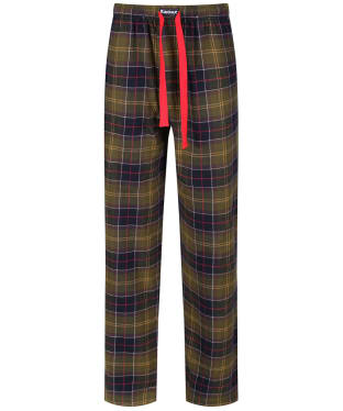 Men's Barbour Tartan Pyjama Bottoms