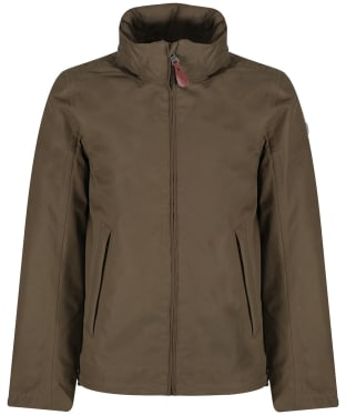 Men's Aigle Brawster Waterproof Jacket - Bark