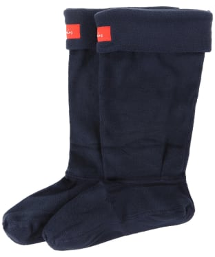 Women's Joules Welton Welly Socks - Marine Navy
