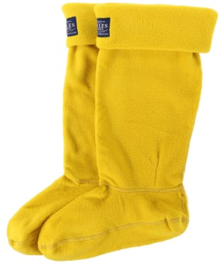Women's Joules Welton Welly Socks - Antique Gold