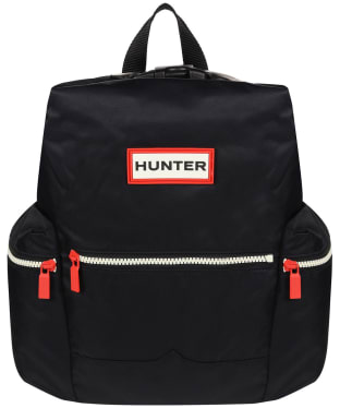 Hunter Original Nylon Mini Backpack - Black