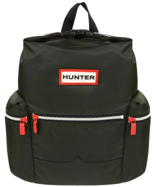 Hunter Original Nylon Mini Backpack - Dark Olive