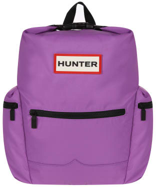 Hunter Original Nylon Backpack - Thistle