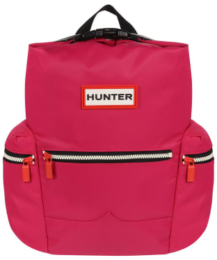Hunter Original Nylon Mini Backpack - Bright Pink